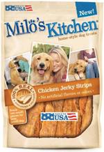 Milo's Kitchen Chicken Jerky Strips Dog Treat 1ea/18 oz