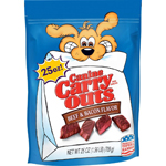 Canine Carry Outs Beef and Bacon Dog Treats 1ea/25 oz