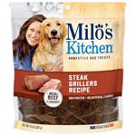 Milo's Kitchen Steak Grillers Recipe Dog Treats 1ea/10 oz