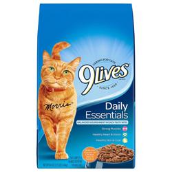 9Lives Daily Essentials Dry Cat Food 1ea/3.15 lb