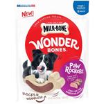 Milk-Bone Paw Rockers Beef Dog Treats 1ea/18.8 oz, 6 ct, Small/Medium