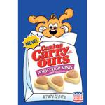 Canine Carry Outs Pork Chop Minis Dog Treats 1ea/5 oz