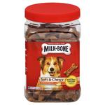 Milk-Bone Chicken Recipe Chewy Dog Treats 1ea/25 oz