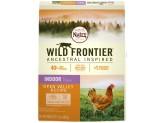 Nutro Wild Frontier Indoor Adult Chicken Flavor Grain Free Dry Cat Food 11 Pounds