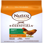 Nutro Wholesome Essentials Chicken & Brown Rice Dry Cat Food 5lb