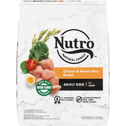 Nutro Products Natural Choice Chicken & Brown Rice Recipe Dry Dog Food 1ea/13 lb