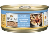 Max Oceanfish Formula Can Cat Food 24Ea/5.5Oz