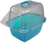 Van Ness Translucent Enclosed Cat Pan Large