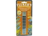 Fluker's Digital Self-Adhesive Thermometer White 1ea