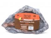Flukers Hermit Crab Rock Feeding Dish Small