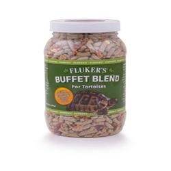 Fluker's Buffet Blend Tortoise Freeze Dried Food 1ea/6.75 oz