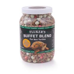 Fluker's Buffet Blend Box Turtle Freeze Dried Food 1ea/6.5 oz