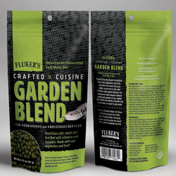 Fluker's Crafted Cuisine Garden Blend Dry Food 1ea/6.75 oz