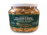 Fluker s Floating Frenzy Sticks Buffet Blend for Aquatic Turtles 6oz