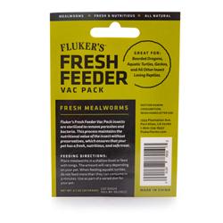 Fluker's Fresh Feeder Vac Pack Reptile Food 1ea/.7 oz