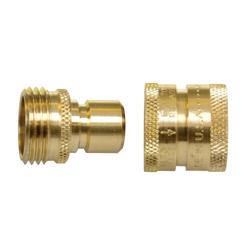Python Brass Snap Connector 1ea