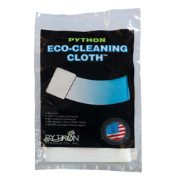 Python Eco Cleaning Cloth White 1ea