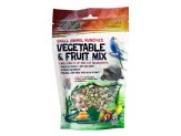 Zilla Small Animal Munchies Vegetable & Fruit Mix 4oz