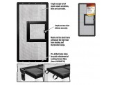 Zilla Fresh Air Screen Cover with Hinged Door 20X10