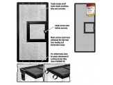 Zilla Fresh Air Screen Cover with Hinged Door 30X12