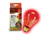 Zilla Incandescent Night Red Heat Bulb 75W