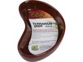 Zilla Terrarium Dish Medium 5in