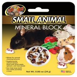 Zoo Med Small Animal Mineral Block 1ea/0.85 oz