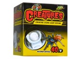 Zoo Med Creatures Dome Lamp Fixture 40watt