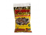 Zoo Med Creatures Creature Floor Natural Cypress Mulch Substrate Brown 1ea/1 qt
