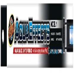 Zoo Med AquaEffects Model 1 LED Light Fixture Black 1ea/18 in