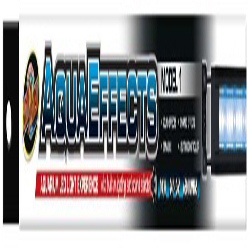 Zoo Med AquaEffects Model 1 LED Light Fixture Black 1ea/24 in
