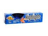 Zoo Med Highlights Incandescent Bulb Blue 25W