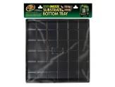 Zoo Med Nano Breeze Substrate Bottom Tray 10x10x2