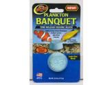 Zoo Med Plankton Banquet Fish Feeding Block 1ea/0.45 oz, Regular, 100 ct