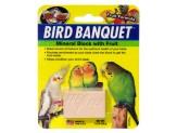 Zoo Med Bird Banquet Fruit Formula Mineral Block Pink 1ea/1 oz, Small