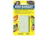 Zoo Med Bird Banquet Mineral Block - Mealworm Formula - Large