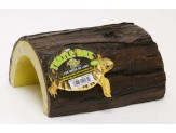 Zoo Med Turtle Hut Brown, Yellow 1ea/Extra-Large