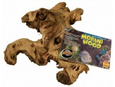 Zoo Med Natural Mopani Wood Aquarium Tag Medium
