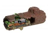 Zoo Med Ceramic Catfish Log Medium