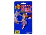 Zoo Med Betta Bling Tiki Girl with Hoop