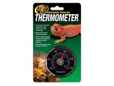 Zoo Med Precision Analog Thermometer Black 1ea