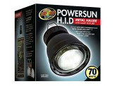 Zoo Med PowerSun Metal Halide H.I.D. Lamp Fixture
