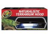 Zoo Med Naturalistic Terrarium Hood Single Socket 12in