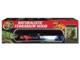 Zoo Med Naturalistic Terrarium Hood Double Socket 18in