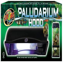 Zoo Med Paludarium Hood Black 1ea/12 in