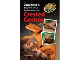 Zoo Med Book Proper Care and Maintenance of Crested Geckos