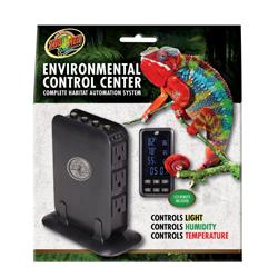 Zoo Med Environmental Control Center Habitat Automation System 1ea