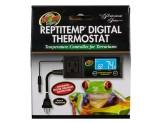 Zoo Med ReptiTemp Digital Thermostat Black 1ea