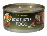 Zoo Med Box Turtle Canned Food 6oz