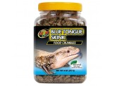 Zoo Med Blue Tongue Skink Food Crumbles 8oz
